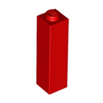 LEGO 6061700 BRIQUE 1X1X3 - ROUGE