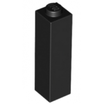 LEGO 6065496 BRICK 1X1X3 - BLACK