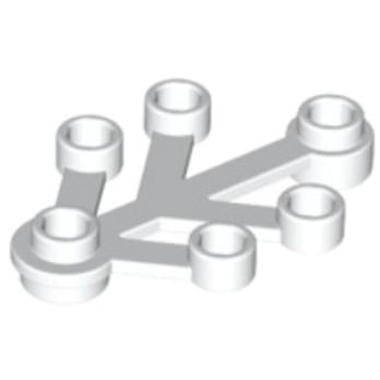 LEGO 6135500 FEUILLAGE - BLANC lego-6268821-feuillage-blanc ici :