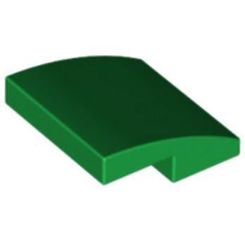 6116259 - PLATE W. BOW 2X2X2/3 - Vert