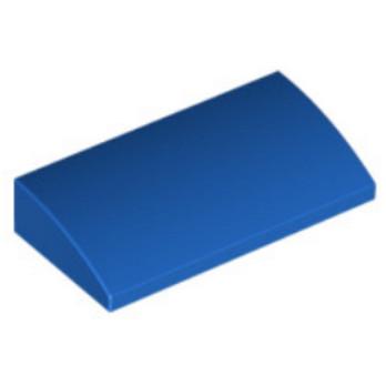 LEGO 4651237  BRIQUE DOME 2x4x2/3 - BLEU