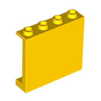 LEGO 6120859 MUR / CLOISON 1X4X3 - JAUNE