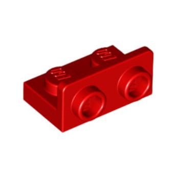 LEGO 6089698 ANGULAR PLATE 1.5 BOT. 1X2 1/2 - ROUGE