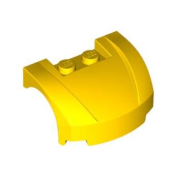 LEGO 4651505 - CAPOT 3X4X1 2/3 - JAUNE