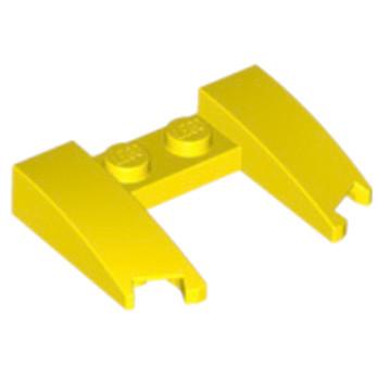 LEGO 6032214 CAPOT 4X3X2/3 - JAUNE