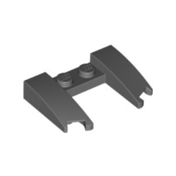 LEGO 6121295 CAPOT 4X3X2/3 - DARK STONE GREY
