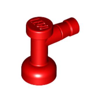 LEGO 459921 ROBINET - ROUGE