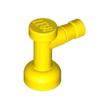 LEGO 4256320 ROBINET - JAUNE