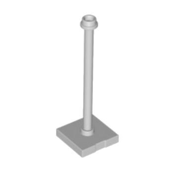 LEGO 6003098 STANDARD WITH FOOT - MEDIUM STONE GREY lego-6003098-standard-with-foot-medium-stone-grey ici :