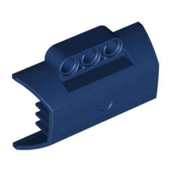 6127030 -  DESIGN SHELL W. RIBS Ø4.85  - Bleu Marine lego-6127030-design-shell-w-ribs-o485-earth-blue ici :