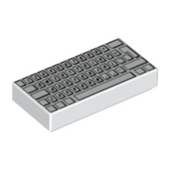 LEGO 4293350 CLAVIER D'ORDINATEUR 1X2