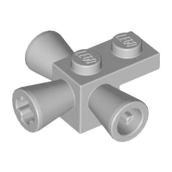 LEGO 4223363 HAUT PARLEUR / BUSE DE DIRECTION - MEDIUM STONE GREY