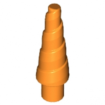 LEGO 6100397 CORNE SPIRALE 1.5 CM - ORANGE lego-6192792-corne-spirale-15-cm-orange ici :