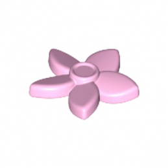 LEGO 6096990 ACCESSOIRE DE COIFFURE / FLEUR - ROSE CLAIR