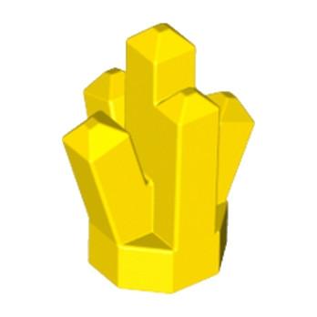 LEGO 6176584  ROCK CRYSTAL - JAUNE