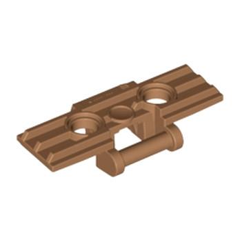 LEGO 6097524 TRACK ELEMENT, 5x1,5 - MEDIUM NOUGAT lego-6097524-track-element-5x15-medium-nougat ici :