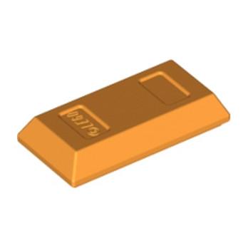LEGO 6149656 LINGOT - ORANGE