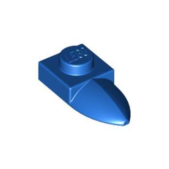 LEGO 4247040 DENT / GRIFFE 1X1 - BLEU
