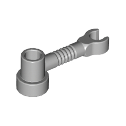 LEGO 4211644 - HOLDER 16 MM - MEDIUM STONE GREY lego-4211644-holder-16-mm-medium-stone-grey ici :