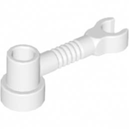 LEGO 4110041 - HOLDER 16 MM - BLANC