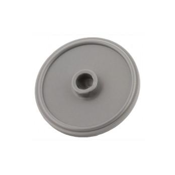 LEGO 6076677 BOUCLIER ROND - SILVER METAL