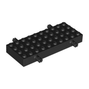 LEGO 6352696 WAGGON BOTTOM 4X10 - BLACK