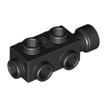 LEGO 4523339 - MOTOR 1X2X2/3  - NOIR