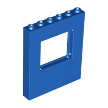 6146804 - Fenetre 1X6X6 - Bleu