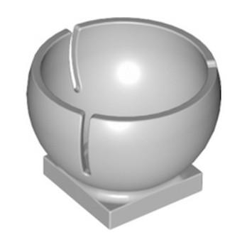 4211801 - Demi Sphere Pour Ball 3M - Gris Médium lego-6249936-demi-sphere-pour-ball-3m-medium-stone-grey ici :