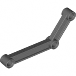 LEGO 6170705 - ANGLE BEAM 4X6 - DARK STONE GREY
