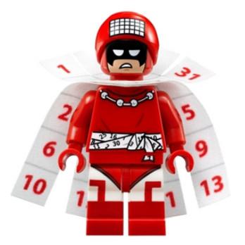 Figurine Lego® Super Heros - Calendrier Man