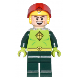 Figurine Lego® Super Heros - Batman movie - Kite Man figurine-lego-super-heros-batman-movie-kite-man ici :