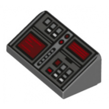 LEGO 6152814 PANNEAU DE CONTROL 1X2 lego-6152814-panneau-de-control-1x2 ici :