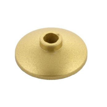 LEGO 6078236 - Parabole 2x2 Ø16 - GOLD INK