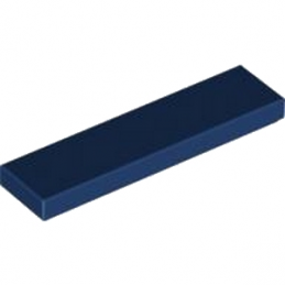 LEGO 4182988 - PLATE LISSE 1X4 - EARTH BLUE