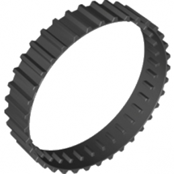 LEGO 6089573 CHENILLE / CATERPILLAR TRACK - NOIR