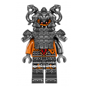 Mini Figurine Lego® Ninjago - Le Commandant Raggmunk