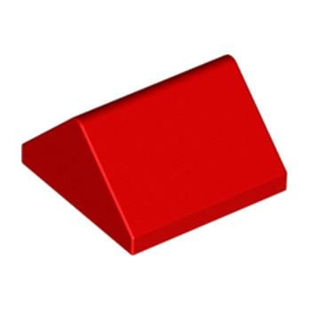 LEGO 304321 TUILE 2X2/45° - ROUGE