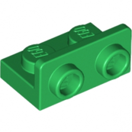 LEGO 6099243 ANGULAR PLATE 1.5 BOT. 1X2 1/2 - DARK GREEN