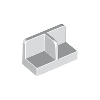 LEGO 6036409 -  MUR / CLOISON - BLANC lego-6093479-mur-cloison-blanc ici :