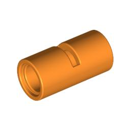 LEGO 4538144 TUBE W/DOUBLE Ø4.85 - ORANGE