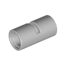 LEGO 4526985 TUBE W/DOUBLE Ø4.85 - MEDIUM STONE GREY