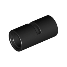 LEGO 4526982 - TUBE W/DOUBLE Ø4.85 - NOIR