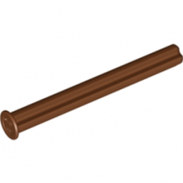 6159763 - CROSS AXLE 5M WITH END STOP - Marron lego-6159763-cross-axe-5m-avec-stop-reddish-brown ici :
