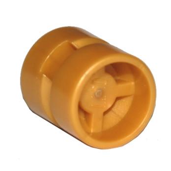 LEGO 6116548 JANTE Ø11 - WARM GOLD