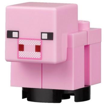 Figurine Lego® Minecraft - Bébé Cochon
