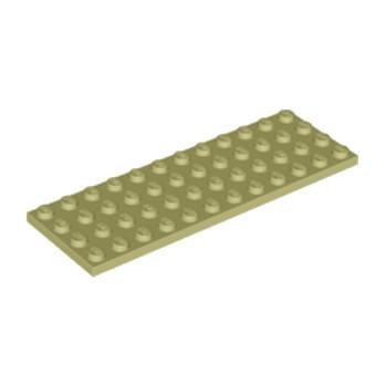 LEGO 4209160 PLATE 4X12 - BEIGE
