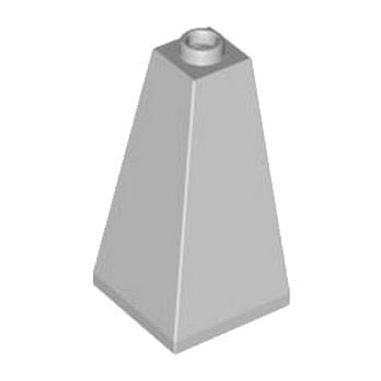 LEGO 4191414 TUILE 2X2X3/73° - MEDIUM STONE GREY