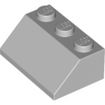LEGO 4211773 TUILE 2X3/45° - MEDIUM STONE GREY