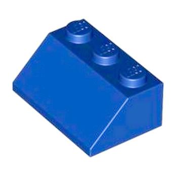 LEGO 303823 TUILE 2X3/45° - BLEU